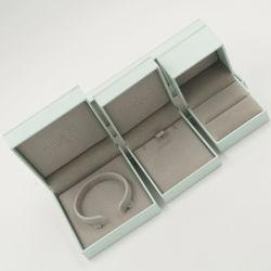 2017 Wholesale Custom Velvet Jewelry Set Box (J70-E2)