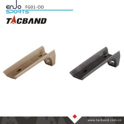 Tactical Handguards Fore Stop / Fore Grip for Keymod Olive Drab
