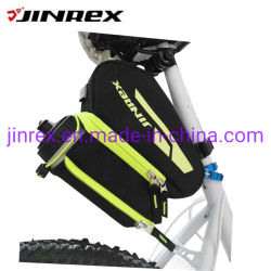 Jinrex New Best Sell Accessory Bike Cycling Saddle Sport Bag with Bottle