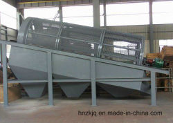 High Quality Rotary Drum Screen (trommel Screen)
