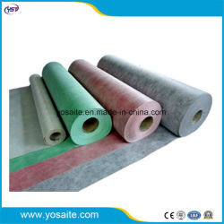 250GSM 0.5mm Shower Wall Liner PE Waterproof Membrane With PP Non-woven Fabric