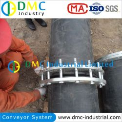 Marine Project Fender System Use with HDPE Tubes