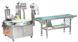 Bear Core Injection Machine for Bear Cakes