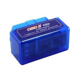 Hongjun Diagnostic Tool Mini OBD2 Bluetooth Elm 327 Auto Car Scanner
