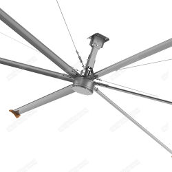 Big Industrial Hvls Fan with BLDC Motor for Factory