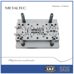 Stamping Die for High Precision, Progressive Mould