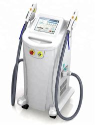 Super Hot Portable Shr+Opt Therapy for SPA Use, Opt Shr Hair Removal Machine, New Product Beauty Device