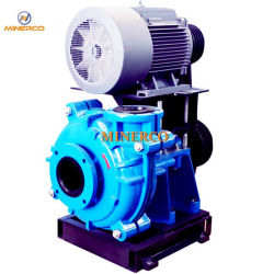 A05 Wear Resistant Centrifugal Slurry Pump