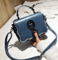 Best Price Shoulder Bag Women Fashion Small Shopping PU Lady Handbag for Sale