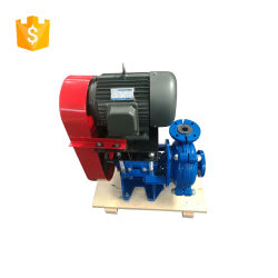 Single Stage Horizontal Slurry Pump, High Chrome Slurry Pump