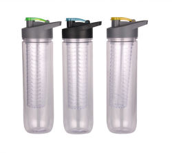 2017 Promotion Gift Plastic Water Bottle (HA09044)