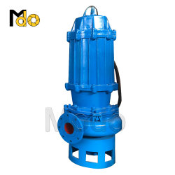 Automation Horizontal Small Submersible Solid Diesel Sand Slurry Water Pump for Civil Construction