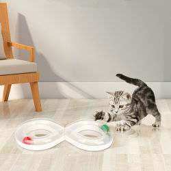 Turbo Track Cat Toy/Pet Toy/Entertained Cat Toy