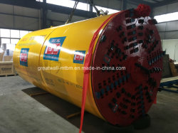 Npd2000 Slurry Balance Pipe Jacking Machine Microtunnel Boring Machine