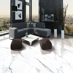 Building Material Marble Glazed Porcelain Floor Tile (600X1200mm)