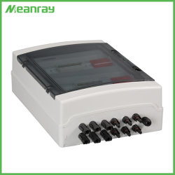 Cheaper Price Waterproof Plastic Proof Box 4 Strings DC Combiner Box