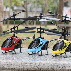 Resistance to Fall off, Mini Remote Control Toy, RC Helicopter