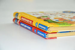 Children Learning Book Printing/ Textbook Printing/ Hardcover Book Printing