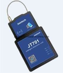 GPS Container Tracker Tracking Device with Door Open/Closed Alarm Function