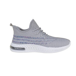 Hot Selling Lightweight High-Quality Sport Comfortable Flyknit Upper Working Safety Footwear Sport Shoes