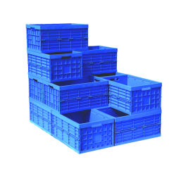 Space Saving Collapsible Plastic Storage Containers For Sale