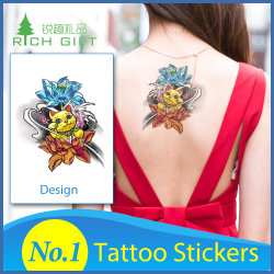 photograph regarding Printable Temporary Tattoos named China Short term Tattoos Printing, Non permanent Tattoos Printing