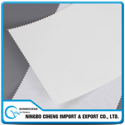 Wholesale Hot-Rolling Pleated Pet Polyester Non Woven Fabric
