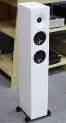 New Product WiFi Bluetooth 4.0 Multifunction Home Theater and Music Floor Standing Tower Speaker
