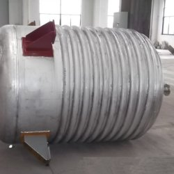 Stainless Steel Reactor Kettle for Biopharmaceutical Industry