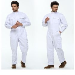 Factory Working Overall Uniform Industrial Workwear Mens Cheap Overall
