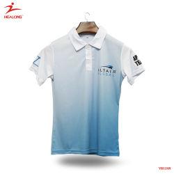 Wholesale Custom Sport Wear Sublimation Polo Shirt