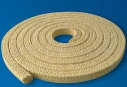 High Quality Aramid Fiber Packing with PTFE Imprenation