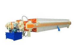 Auto Chamber Filter Press for Sewage Sludge Slurry Treatment