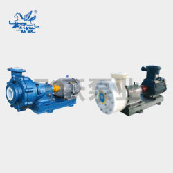 Centrifugal Chemical Industrial Wear Resisting Oil Slurry Pump