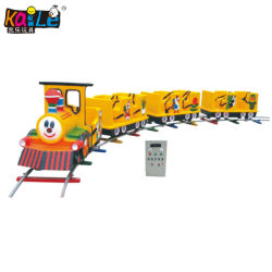 Animal Style Electrical Railway Electric Train Ride for Amusement Park (KL6038)