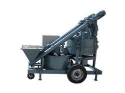 Ztsj-1000 Digital Computer Controlled Cement Slurry Grout Mixer for Bridge