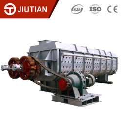 Chemical Sludge Dryer Drying System with Paddle