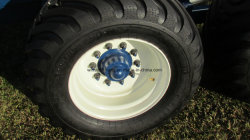 Steel Wheel for Agriculture Equipment and Farm Implement