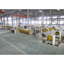 Cut to Length Machine Line for Middle Gauge Plate Ecl-6X2000