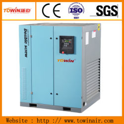 2 Years Warranty 20HP Screw Air Compressor for Factory Using (TW20A)