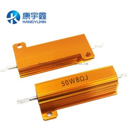 Rx24 Load Power Wirewound Aluminum Shell Resistors