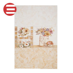 Building Material 300*600 5D Ink Jet Ceramic Wall Tiles for Kitchen and Bathroom Foshan