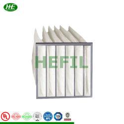 3406b4f2cf7 HVAC Non Woven Fabric Micron Dust Collector Air Ahu Pleated Pocket Bag  Filter