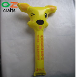 Cheering Balloon Stick Sports Cheering Items Sports Cheering Tools