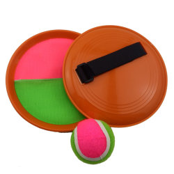 Outdoor Sports Beach Throw & Catch Ball Game Set for Kids