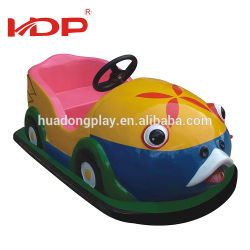 Wholesale Amusement Indoor Professional Mini Bumper Car for Kids
