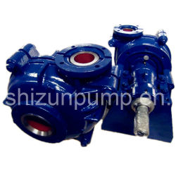 Heavy Duty Horizontal Centrifugal Slurry Pump Equipment in China