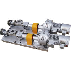 CE Approved G Mono Screw Slurry Oil Pump