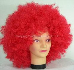 Carnival Celebrating Synthetic Hair Wig for Celebration/ Human Hair Feeling