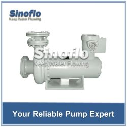 High Temperature Isolation Canned Motor Non-seal Crude Oil Pump